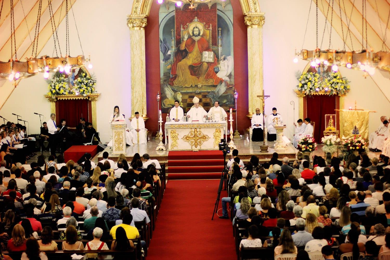 Encerramento do Ano Mariano na Diocese de Governador Valadares