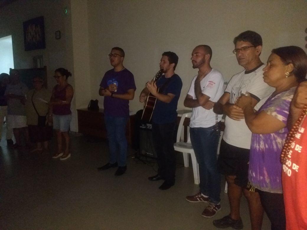 SAV PROMOVE RETIRO PARA SEMINARISTAS E VOCACIONADOS