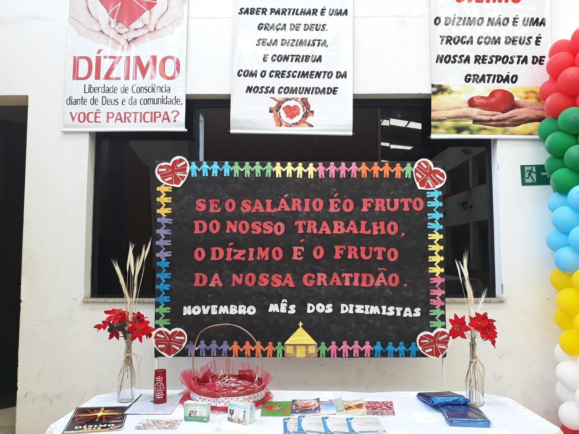 Festa das Comunidades Paróquia Nossa Senhora de Fátima