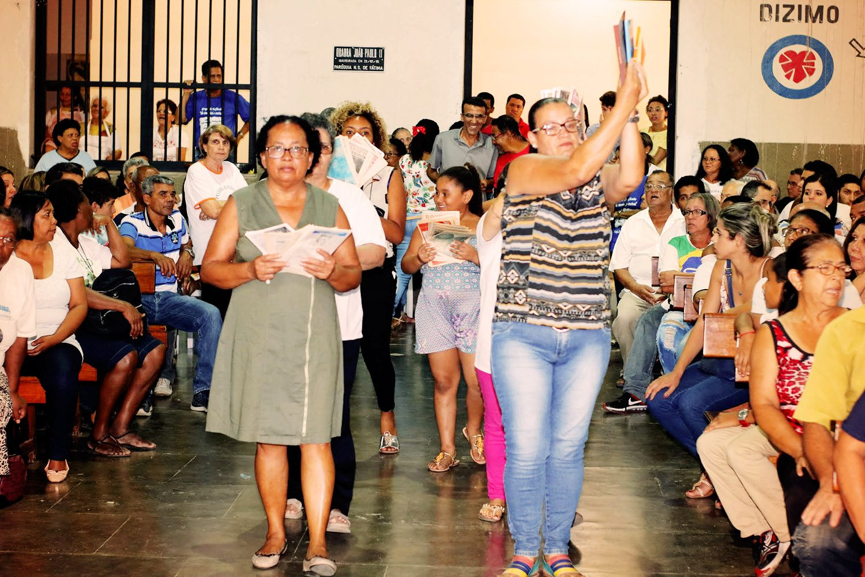 FESTA DE CRISTO REI E ABERTURA DO ANO DO LAICATO