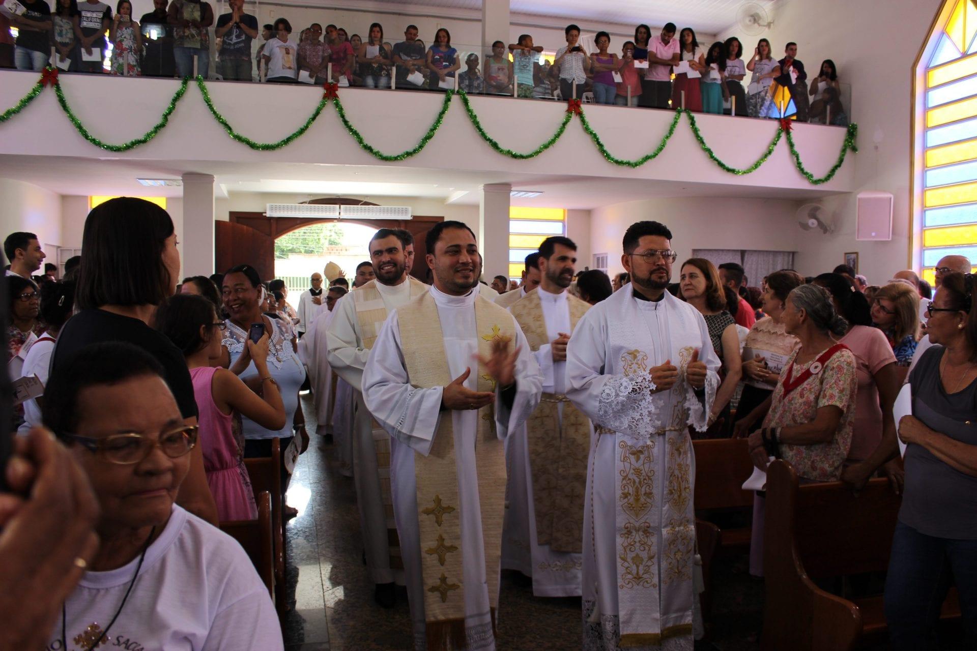 NOSSA DIOCESE SE ALEGRA COM DUAS ORDENAÇÕES