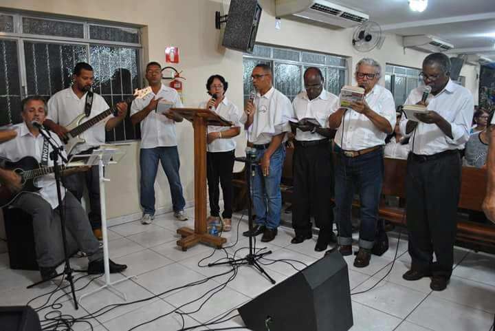 DOM FÉLIX CELEBRA NA PARÓQUIA DE GUADALUPE