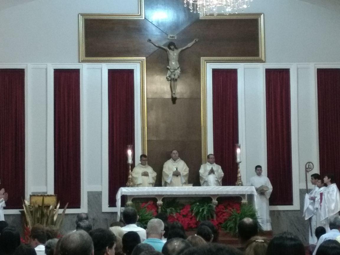 Dom Félix celebra Missa de Natal na Catedral