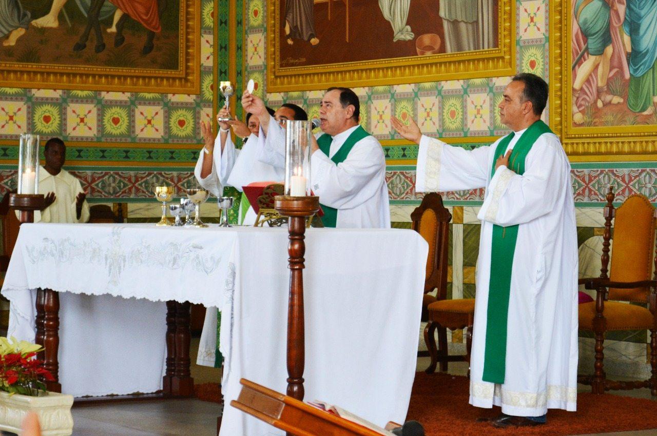 Veja imagens exclusivas da Romaria Diocesana a Aparecida