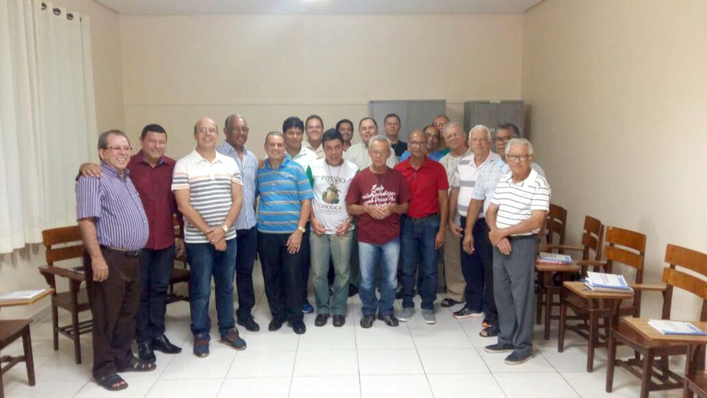 Sensibilização dos Diáconos sobre Iniciação à Vida Cristã