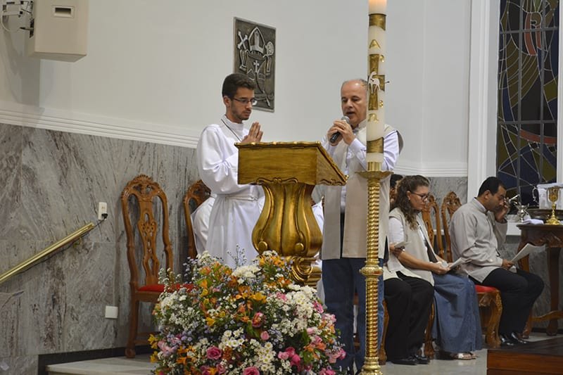 Dom Félix celebra Semana Santa na Catedral