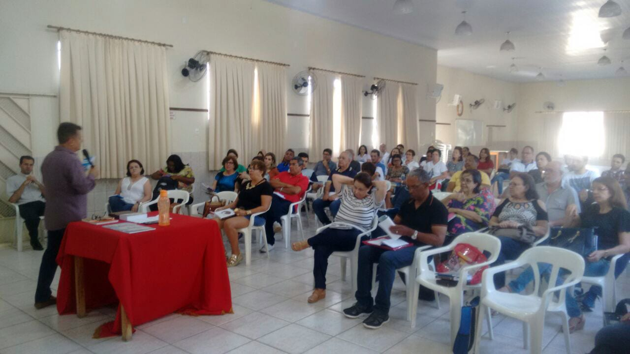 Encontro de Formação sobre o Ano do Laicato nos Setores da Diocese