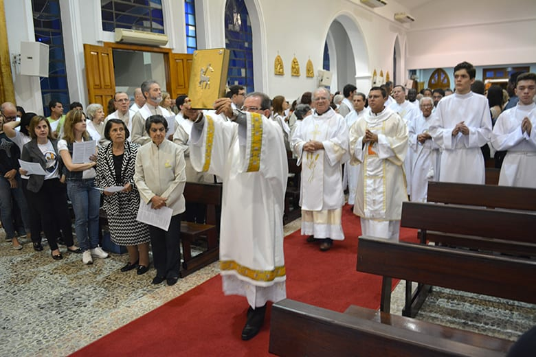 Homenagem a Dom Félix e ao Padre Vidal na Catedral