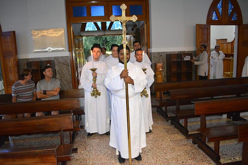 Seminário Diocesano celebra Festa da Padroeira