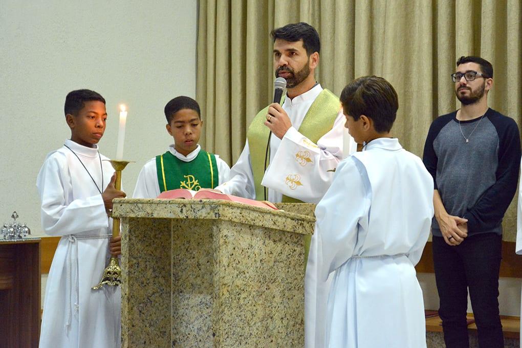 Padre Luiz Márcio comemora mais um Ano de Vida