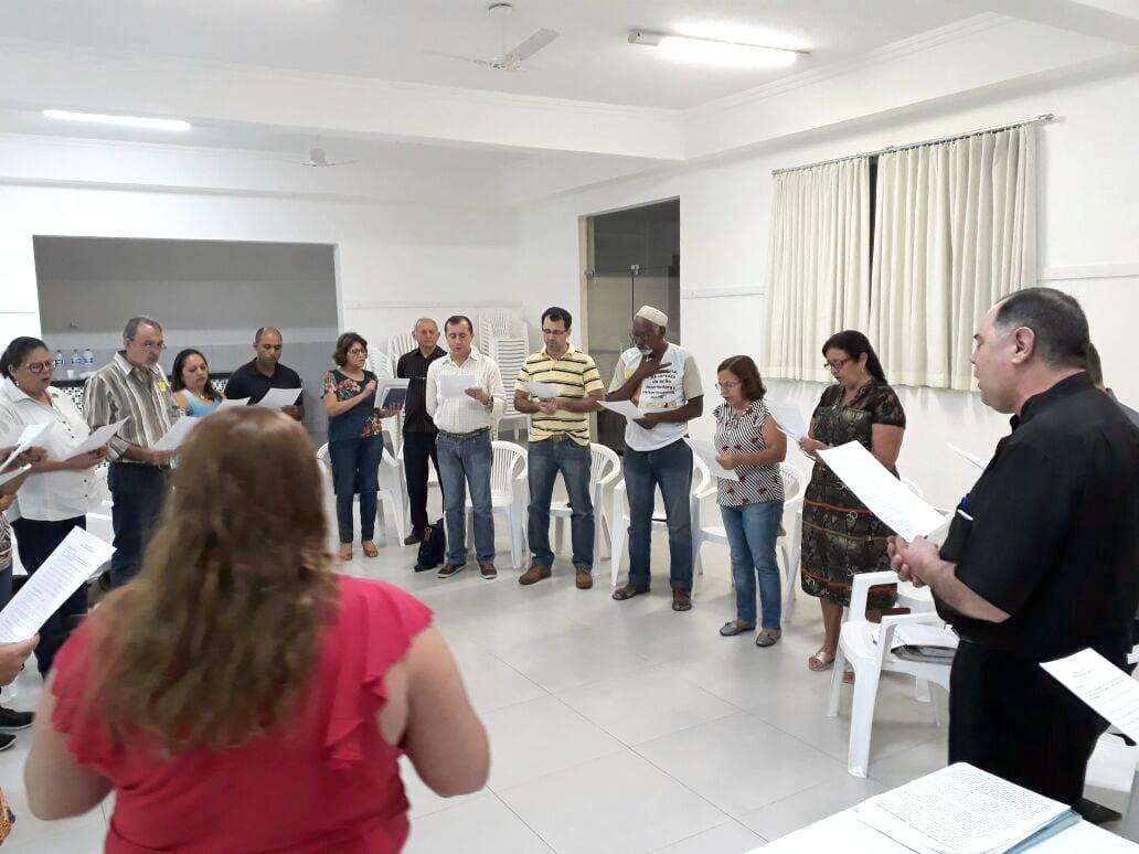 CDP se reúne para refletir sobre a Iniciação à Vida Cristã