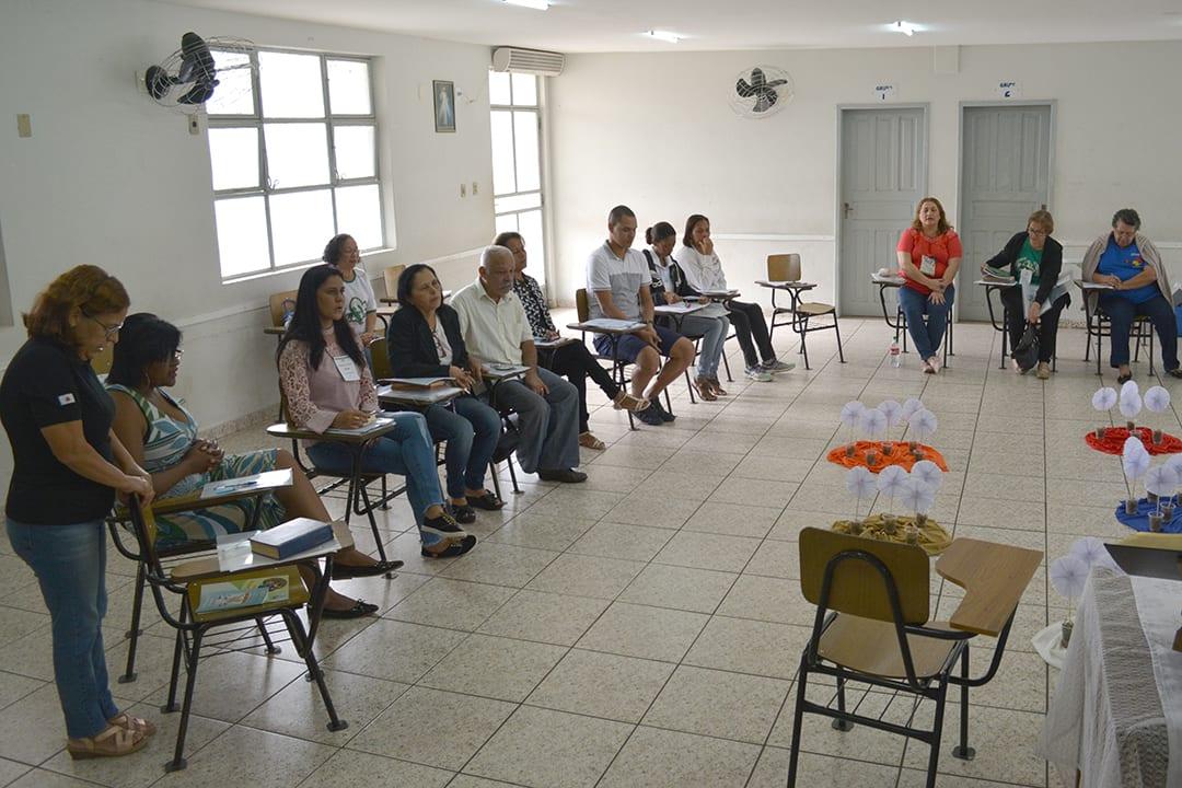 Assembleia da Pastoral da Criança em Valadares
