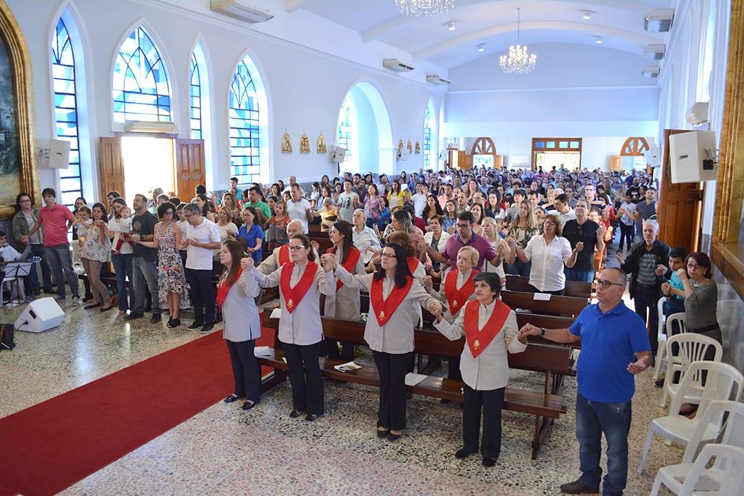 Dom Félix celebra Missa de São Pedro e São Paulo na Catedral
