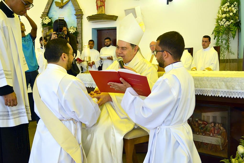 Lucas Henrique é Ordenado Presbítero da Igreja