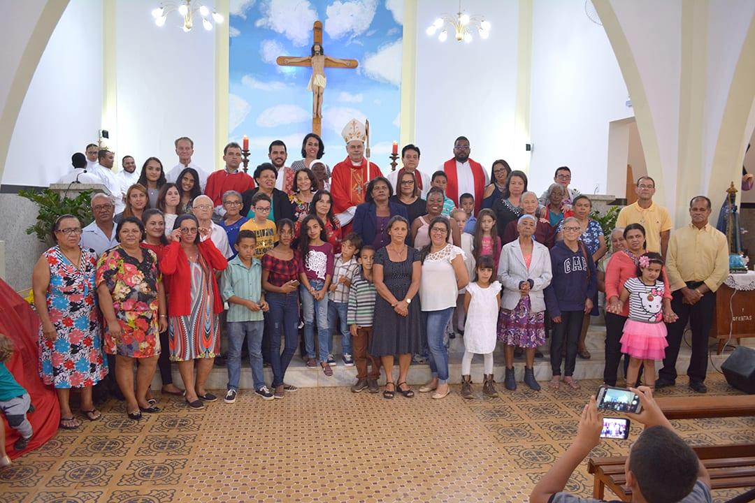 Semana Missionária na Paróquia de Coroaci