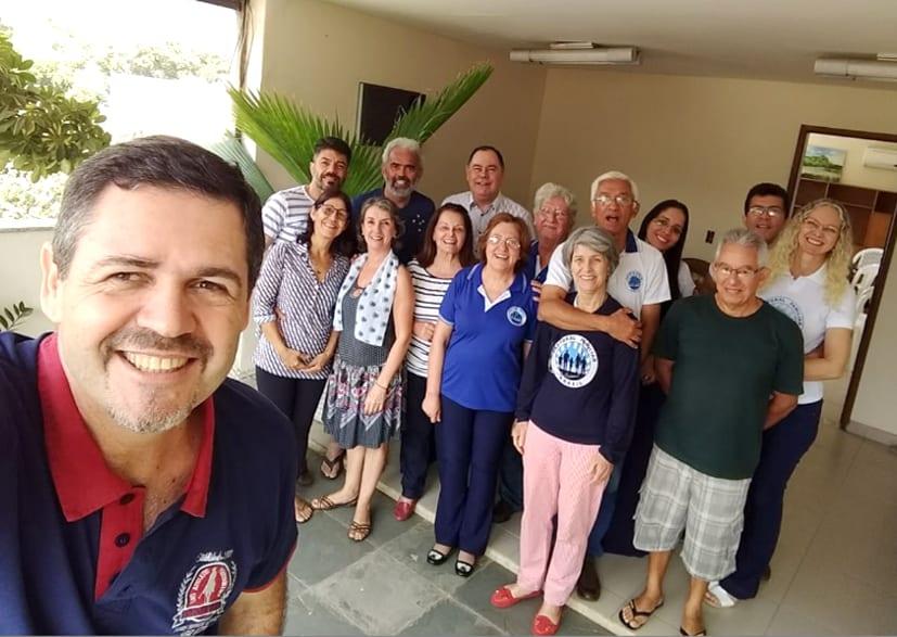 Reunião do Núcleo de Formação e Espiritualidade da Pastoral Familiar – Regional Leste 2