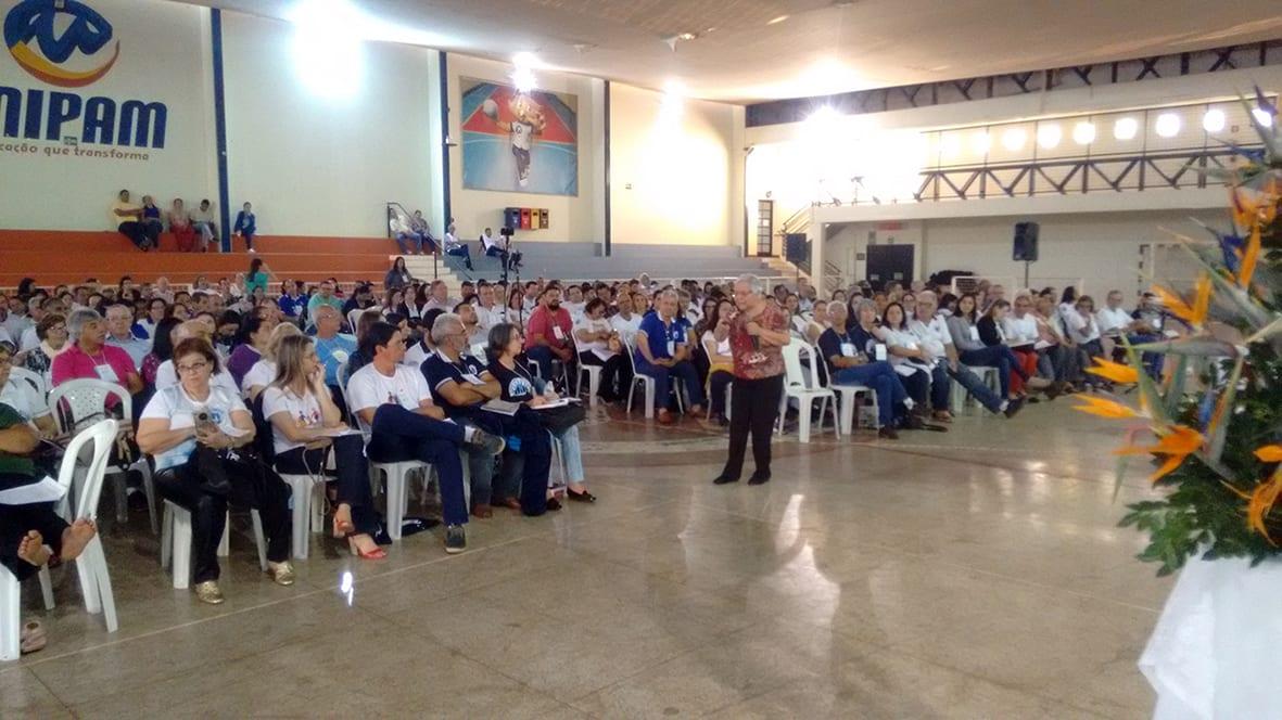 VIII Congresso da Pastoral Familiar do Regional Leste 2