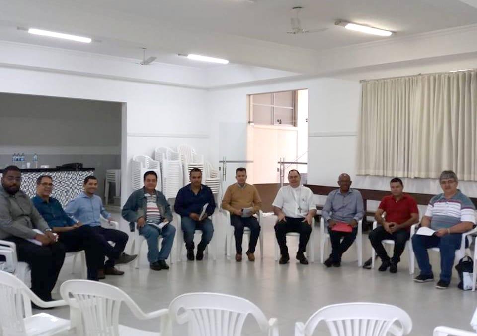 Reunião da Equipe de Iniciação à Vida Cristã