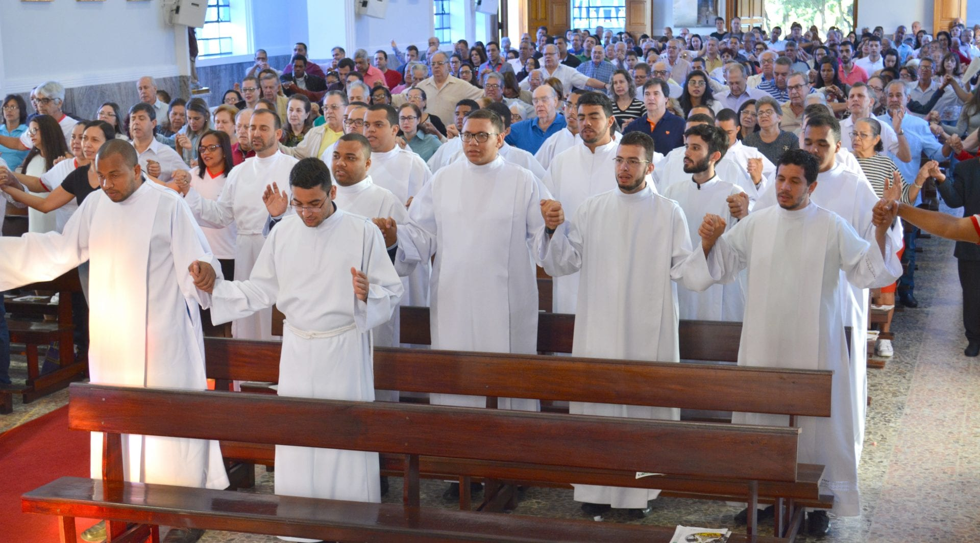 Padre Luiz Márcio é o novo Reitor do nosso Seminário