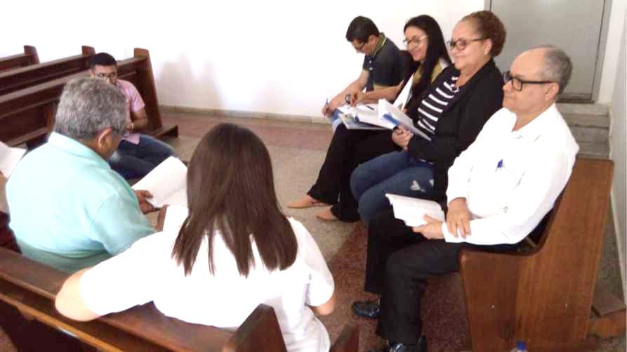Formação Setorial sobre Iniciação à Vida Cristã