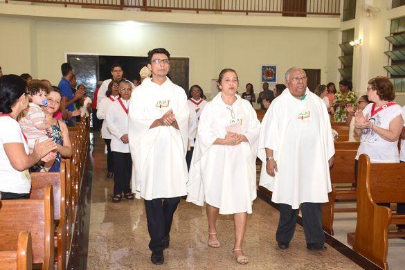 Dom Félix celebra Missa na Festa de Santa Clara