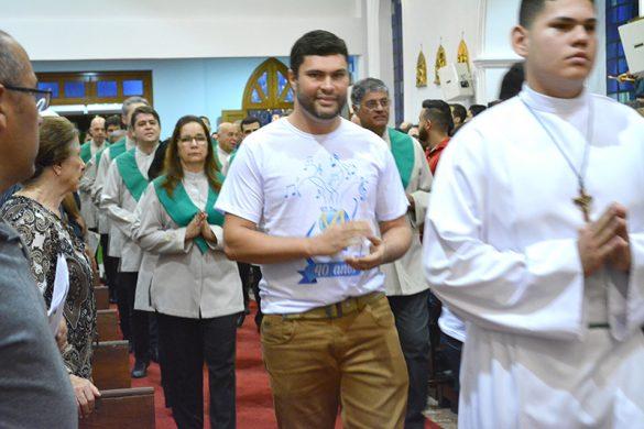 Dom Félix celebra Missa por ocasião dos 40 Anos da FM 97