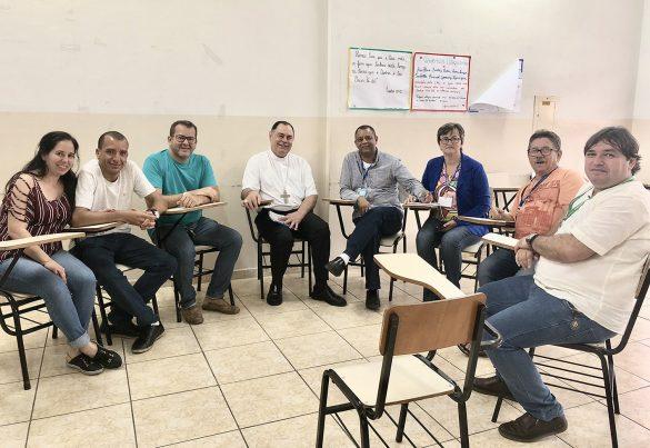 Formação para Casais Dirigentes do ECC da Província de Mariana