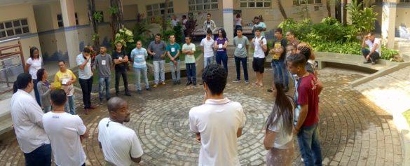 O SAV realiza Encontro Vocacional no Colégio Ibituruna