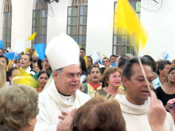 Paróquia de Açucena celebra 75 Anos de sua Criação