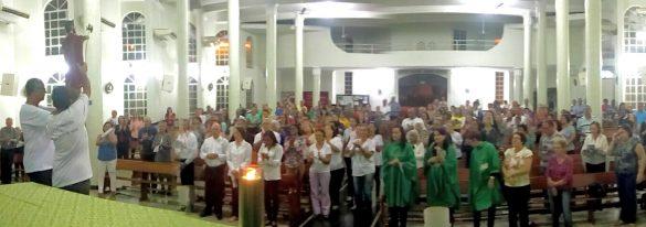 Dom Félix celebra na Novena de São Judas Tadeu