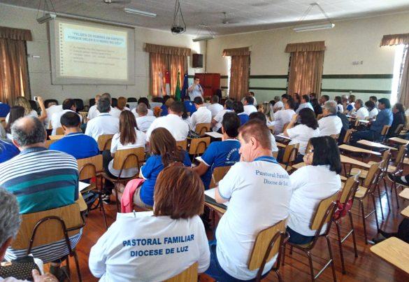 Assembleia Anual da Pastoral Familiar – Regional Leste 2