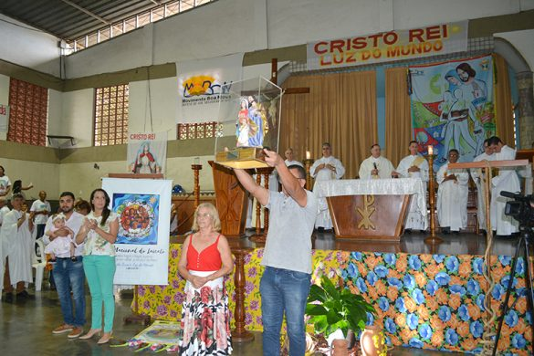Festa de Cristo Rei e encerramento do Ano do Laicato
