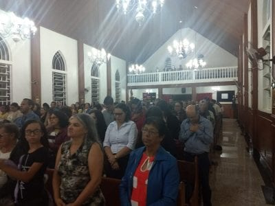 POSSE DO PADRE MESSIAS COMO PÁROCO EM SARDOÁ