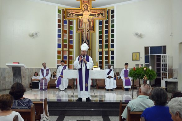 Mudança na Coordenação da Pastoral Familiar