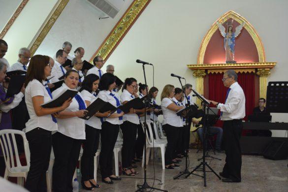 Missa dos Ministérios dos Seminaristas da Teologia