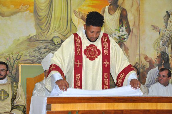 Ordenação Diaconal do Irmão Fabrício Dias dos Passos