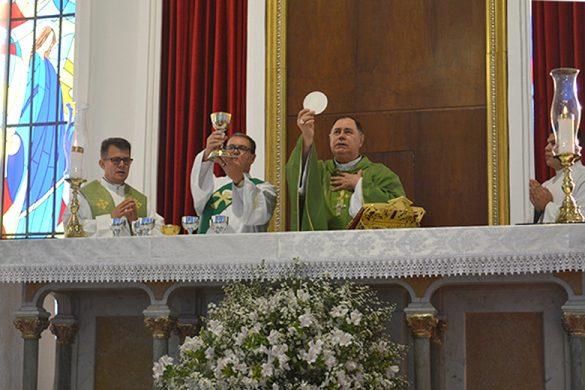 Missa de Abertura da Peregrinação do Ícone do Apostolado da Oração