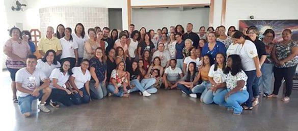 Encontro com os Coordenadores Paroquiais da Pastoral Catequética da Diocese de Valadares