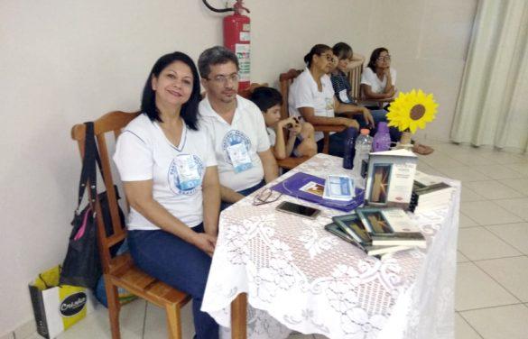 Formação com Casais Acolhedores e Secretários(as) dos Setores I e VI