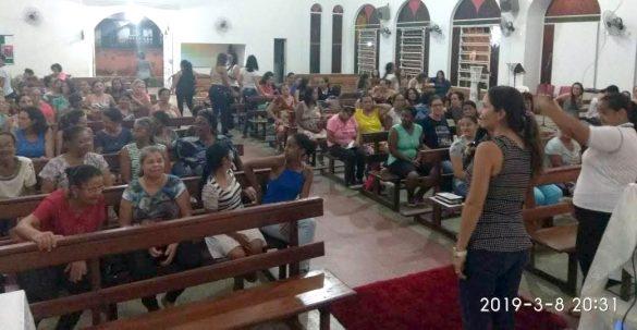 Dia da Mulher na Pastoral Familiar