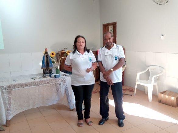 Formação dos Casais Sacramentados Acolhedores de Noivos em Coroaci