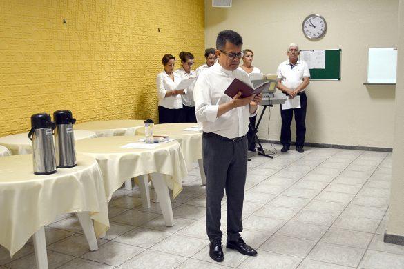 Reunião da Província de Mariana em Valadares