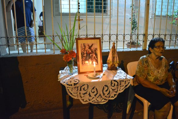 Ação Litúrgica e Via Sacra na Catedral de Valadares