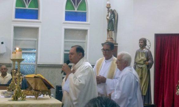 Dom Félix celebra na Novena de São José Operário