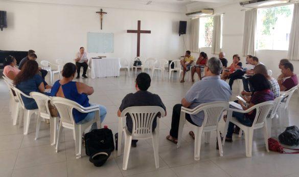 CDP se Reúne para Refletir sobre Renovação Paroquial