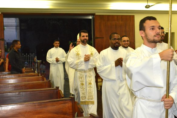 Seminário Diocesano de Valadares celebra a Festa da sua Padroeira