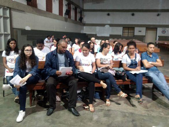Formação sobre a Iniciação à Vida Cristã na Região da Ibituruna