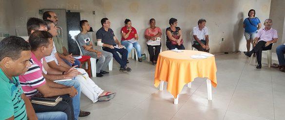 """Reunião do Setor 3 e """"Festa das Comunidades"""""""