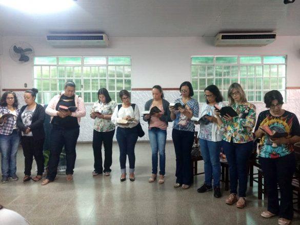 Formação para as Coordenações Paroquiais da Catequese