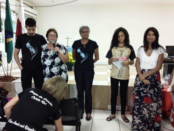 Dom Félix se reúne com Líderes e Agentes da RCC